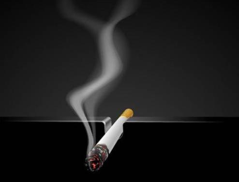 益新灵戒烟贴控烟希望你趁早戒烟